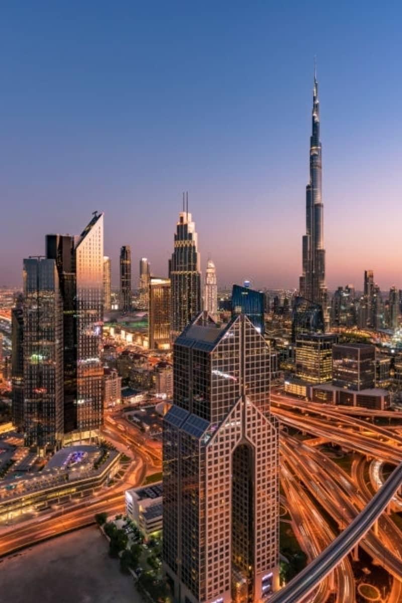 Dubai Country