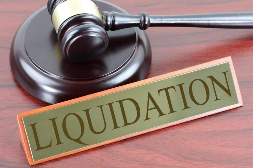 Liquidation in Dubai, UAE