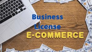Ecommerce trade business license dubai UAE