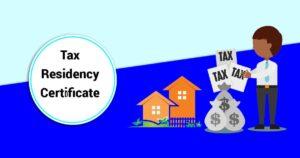 Tax Residency Certificate Dubai UAE